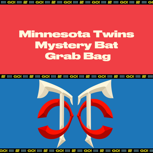 Photo of Minnesota Twins - Bat Grab Bag