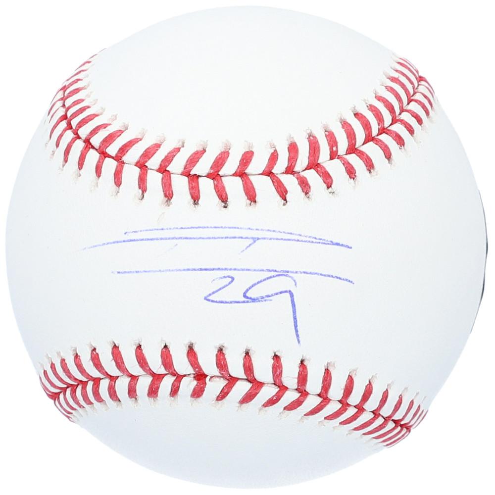 Leon Draisaitl Edmonton Oilers Autographed Baseball - NHL Auctions Exclusive
