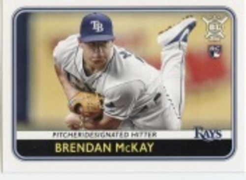 Photo of 2020 Topps Big League #122 Brendan McKay RC
