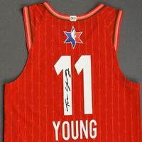 TraeYoung - 2020 NBA All-Star - Team Giannis - Autographed Jersey