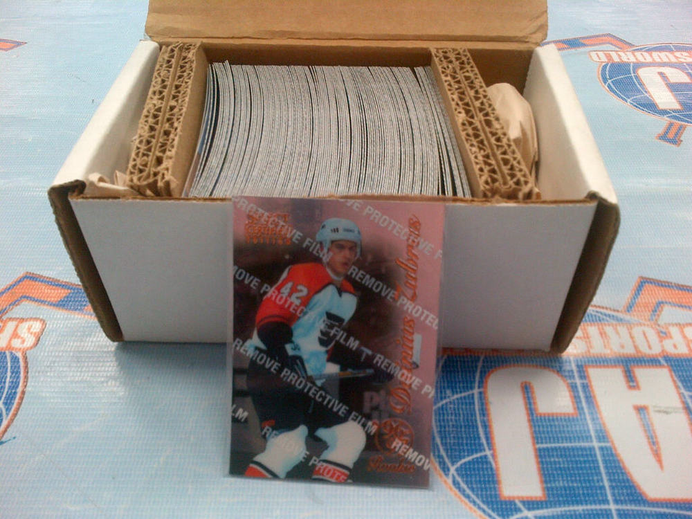 1996-97 SELECT CERTIFIED EDITION Complete Hockey Card Set *1-120* *GRETZKY, BRODEUR, LEMIEUX CARDS*