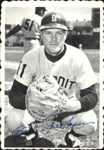 Photo of 1969 Topps Deckle Edge #10 Bill Freehan