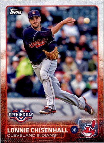 Photo of 2015 Topps Opening Day #4 Lonnie Chisenhall