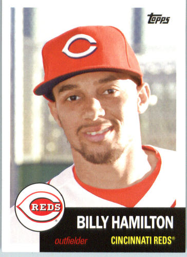 Photo of 2016 Topps Archives #10 Billy Hamilton