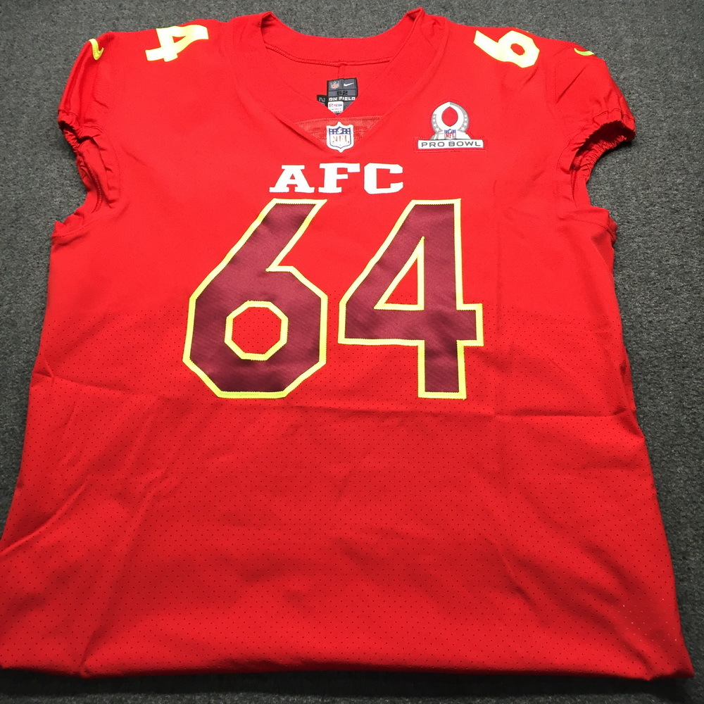 NFL Auction | NFL - Bills Richie Incognito Game Issued Jan. 2017 ...