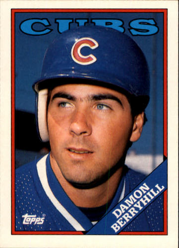 Photo of 1988 Topps Traded #15T Damon Berryhill XRC*