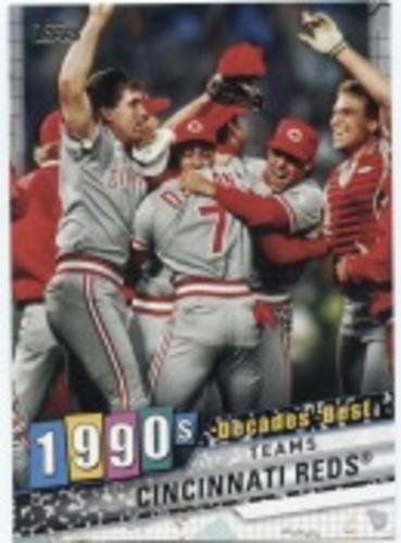 Photo of 2020 Topps Decades' Best Series 2 #DB77 Cincinnati Reds