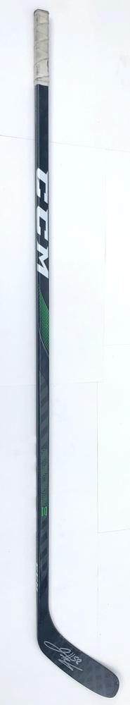#58 Jansen Harkins Game Used Stick - Autographed - Winnipeg Jets
