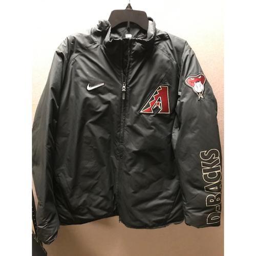 Zac Gallen 2020 Team-Issued On-Field Jacket