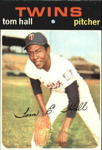 Photo of 1971 Topps #313 Tom Hall