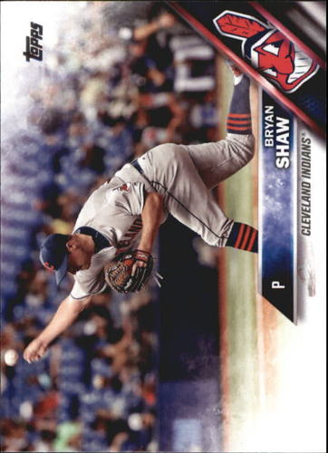 Photo of 2016 Topps Update #US110 Bryan Shaw