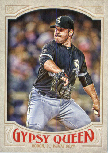 Photo of 2016 Topps Gypsy Queen #98 Carlos Rodon