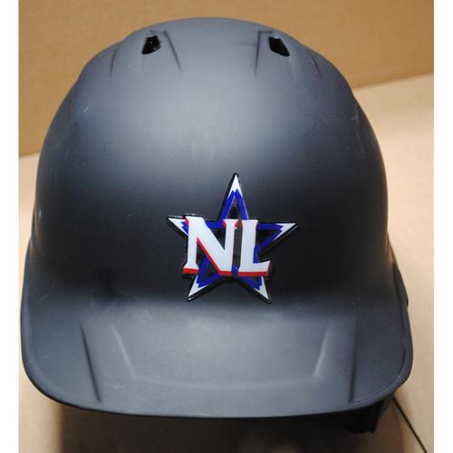 Photo of 2021 MLB All-Star Game -  Game-Used Batting Helmet - J.T. Realmuto