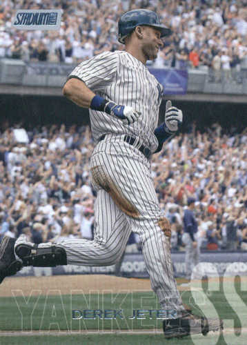 Photo of 2018 Stadium Club #275 Derek Jeter