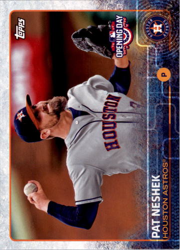 Photo of 2015 Topps Opening Day #10 Pat Neshek