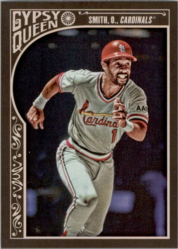 Photo of 2015 Topps Gypsy Queen #47 Ozzie Smith