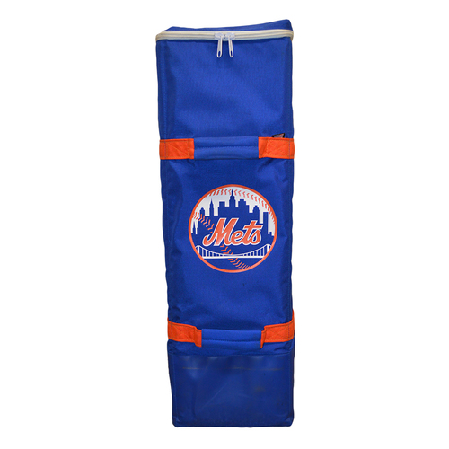 Photo of Jeff McNeil #68 - Game Used Bat Bag - Mets vs. Marlins - 9/30/2018