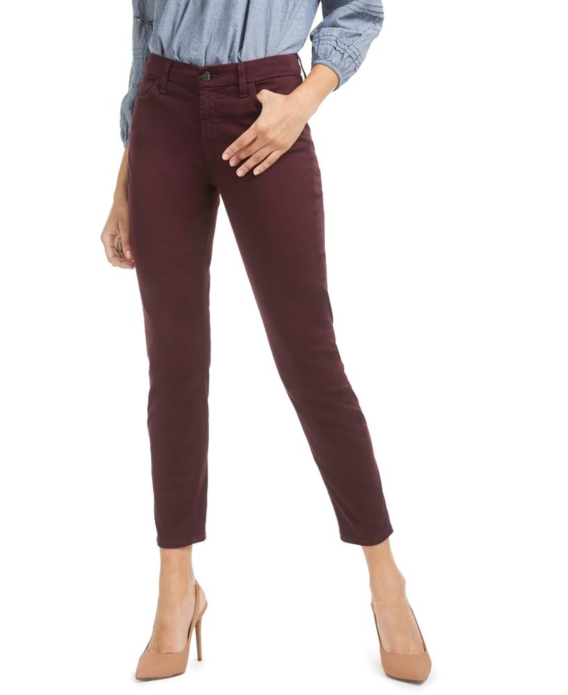 Photo of Jen7 Sateen Ankle Skinny Jeans