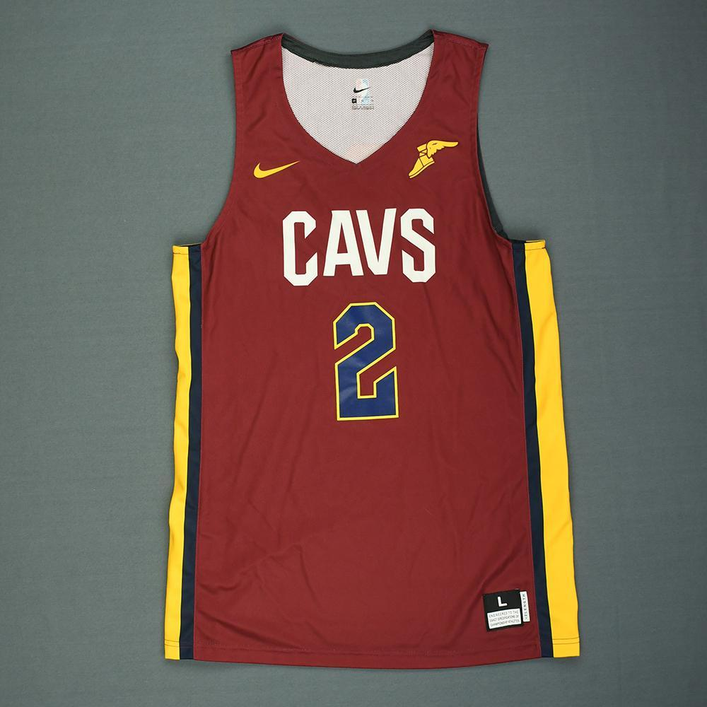 Colin Sexton - Cleveland Cavaliers - 2018 NBA Summer League - Game-Worn Jersey