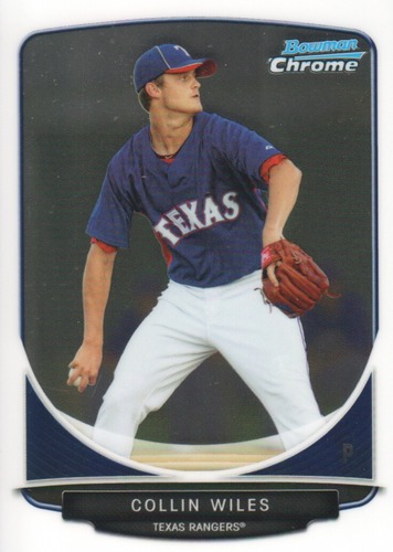 Photo of 2013 Bowman Chrome Prospects #BCP12 Collin Wiles