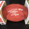 NFL - Jaguars Juwaan Taylor Signed Authentic Football with NFL 100 Logo