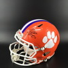 NFL - Hunter Renfrow Signed Clemson Revolution Helmet
