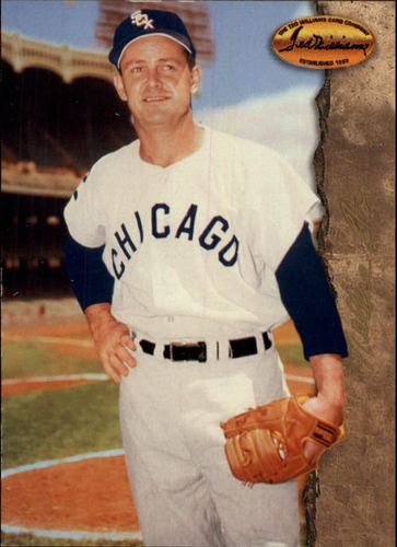 Photo of 1994 Ted Williams #20 Nellie Fox