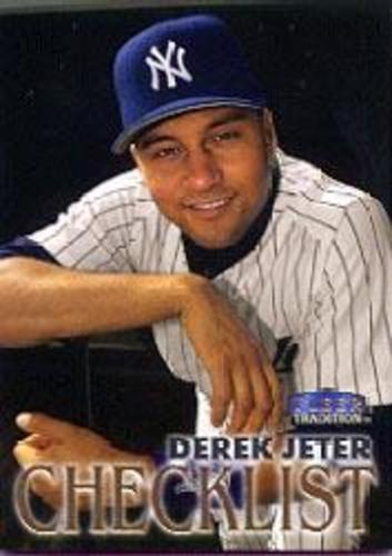 Photo of 1998 Fleer Tradition #343 Derek Jeter