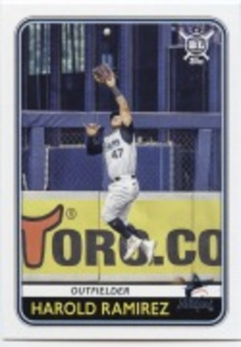 Photo of 2020 Topps Big League #143 Harold Ramirez