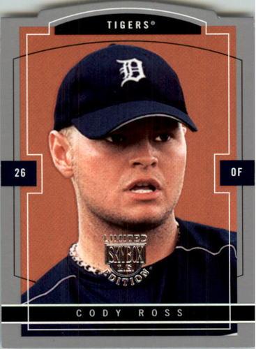 Photo of 2004 SkyBox LE #128 Cody Ross PR/299