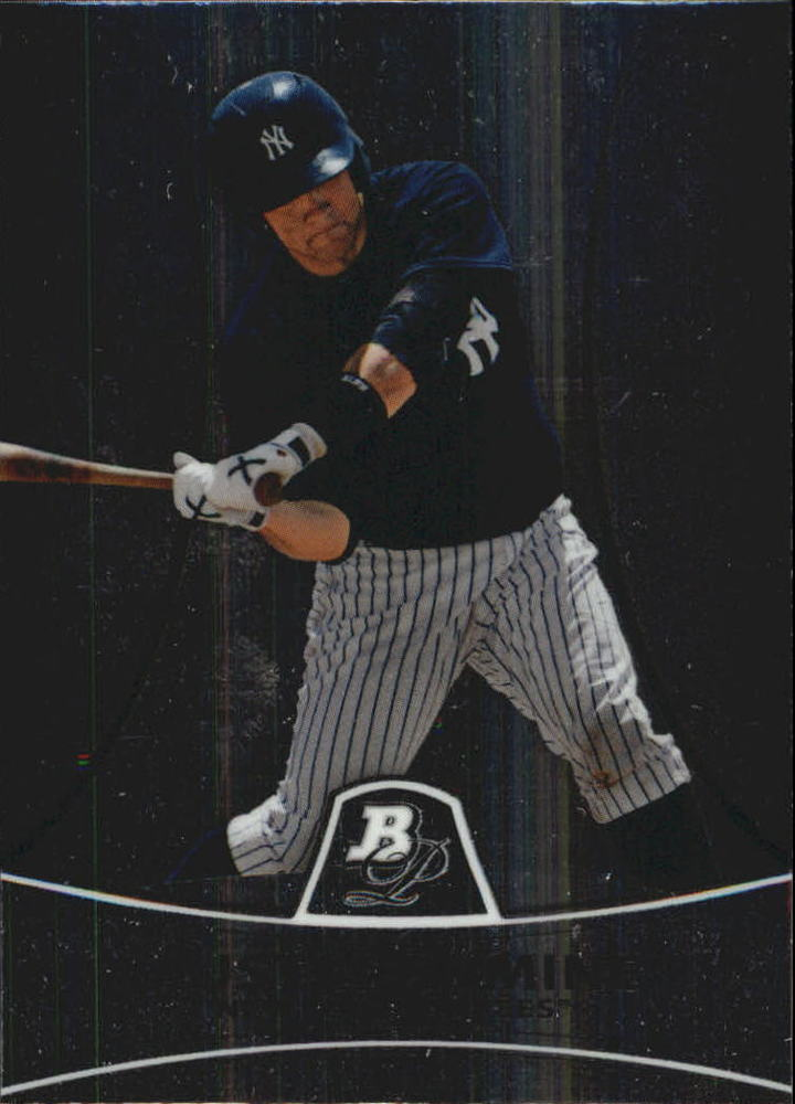2010 Bowman Platinum Prospects #PP19 Austin Romine -- Yankees post-season
