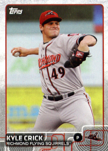 Photo of 2015 Topps Pro Debut #98 Kyle Crick