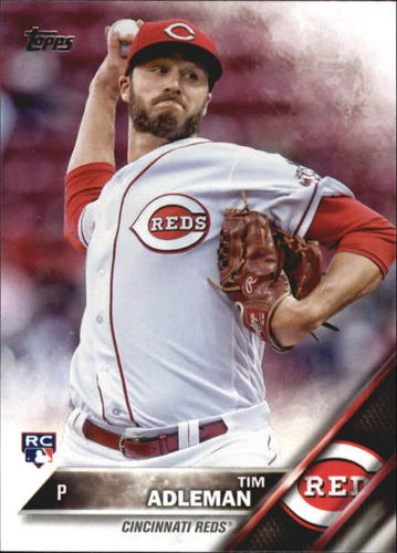 Photo of 2016 Topps Update #US219 Tim Adleman RC
