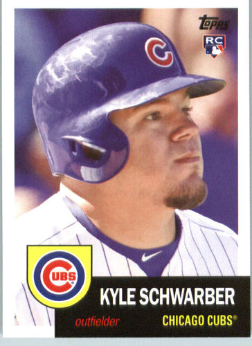 Photo of 2016 Topps Archives #25 Kyle Schwarber RC