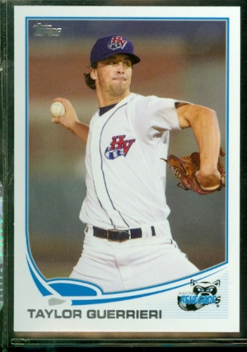 Photo of 2013 Topps Pro Debut #201 Taylor Guerrieri