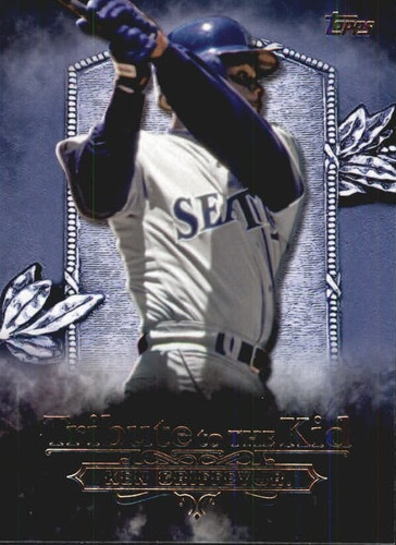 Photo of 2016 Topps Tribute to the Kid #KID6 Ken Griffey Jr.