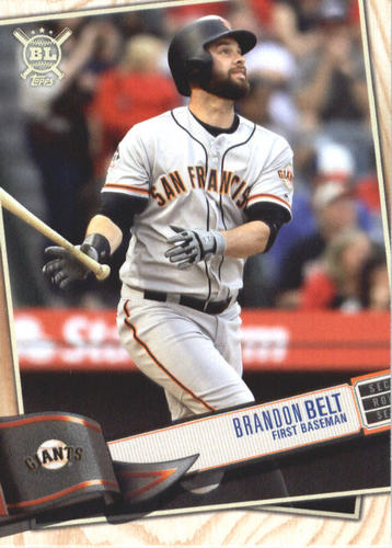 Photo of 2019 Topps Big League #90 Brandon Belt