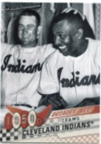 Photo of 2020 Topps Decades' Best Series 2 #DB9 Cleveland Indians