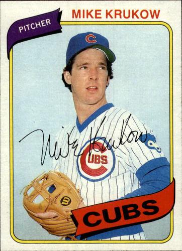 Photo of 1980 Topps #431 Mike Krukow