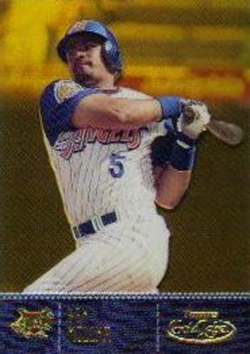 Photo of 2001 Topps Gold Label Class 1 Gold #11 Ben Molina