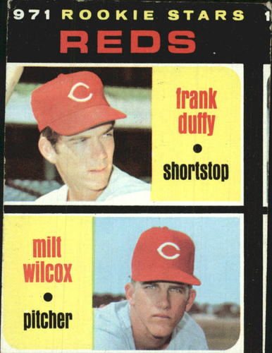 Photo of 1971 Topps #164 Rookie Stars/Frank Duffy RC/Milt Wilcox RC