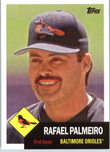 Photo of 2016 Topps Archives #26 Rafael Palmeiro