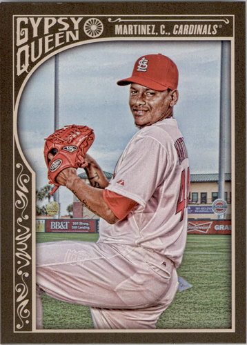 Photo of 2015 Topps Gypsy Queen #72 Carlos Martinez