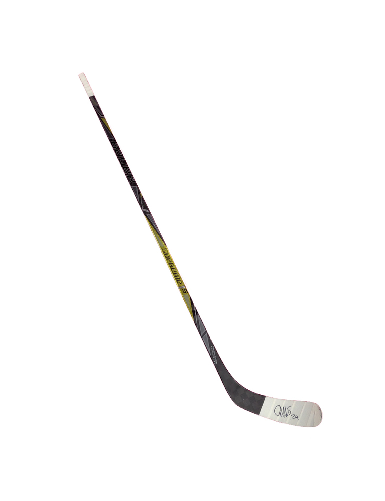 #29 Christian Djoos Game Used Stick - Autographed - Washington Capitals