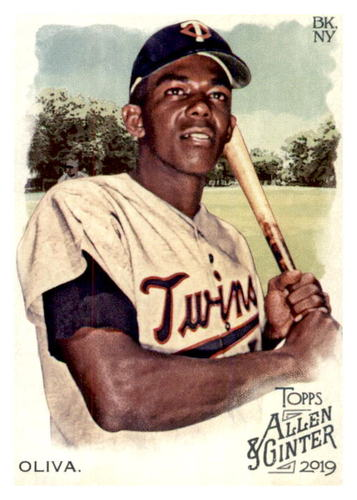 Photo of 2019 Topps Allen and Ginter #116 Tony Oliva