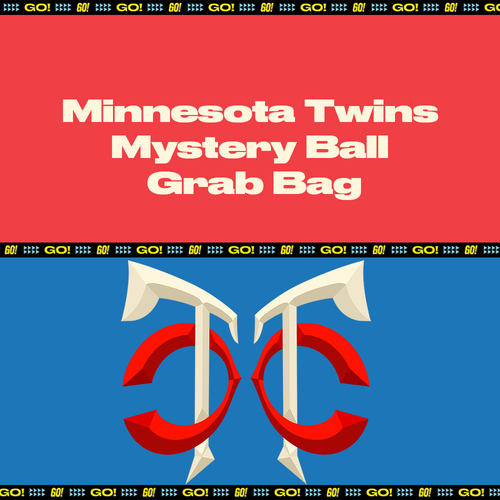 Photo of Minnesota Twins - Ball Grab Bag