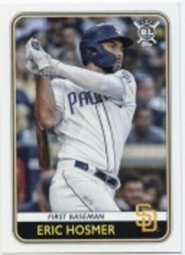 Photo of 2020 Topps Big League #6 Eric Hosmer