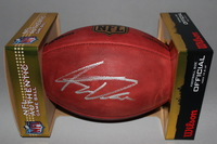 NFL - DOLPHINS KENYAN DRAKE SIGNED AUTHENTIC FOOTBALL
