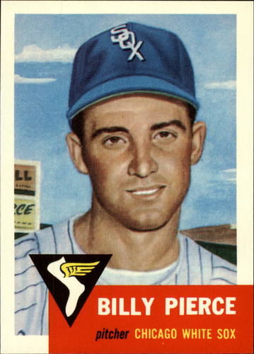 Photo of 1991 Topps Archives 1953 #143 Billy Pierce