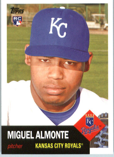 Photo of 2016 Topps Archives #28 Miguel Almonte RC